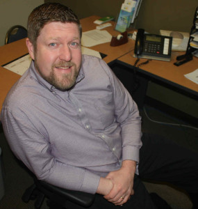 Jay McPherson works as a financial counselor with SNAP Financial Access, helping clients learn how to manage their money more effectively and restore their credit.