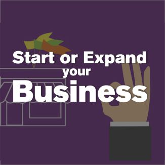 start or expand your business