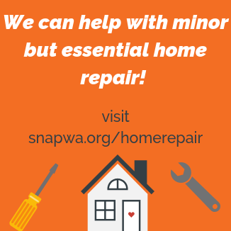 We can help with minor but essential home repair!