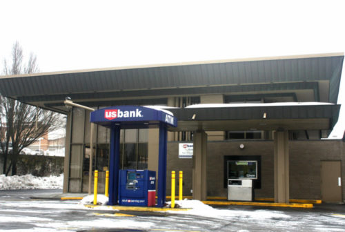 U.S. Bank branch in Spokane