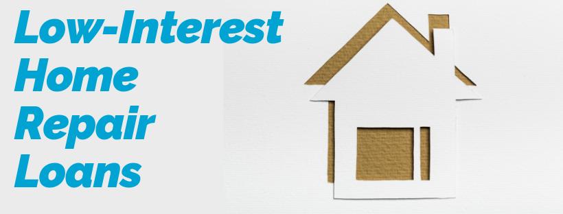 Low Interest Home Repair Snap